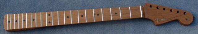New Fender Roasted Maple Vintera Mod 50s Stratocaster Neck