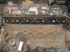 "Slant 6 Six Dodge Mopar 225 Intake Exhaust Manifold TURBO 1pc Header Flange 1/2"""