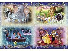 Assorted Disney Characters 4 Cross Stitch Chart