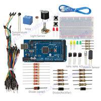 New SunFounder Mega 2560 Project Universal Starter Kit For Arduino UNO R3 Nano