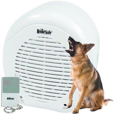 Electronic Barking Dog Alarm EWD-1 Home Burglar Security System With REMOTE
