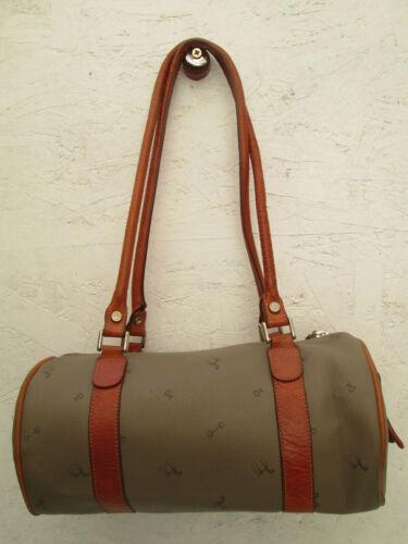 Main Bag Vintage Petusco À Tbeg Cuir Sac wPYqxz5Zx