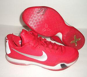Image is loading New-Nike-Kobe-X-10-TB-Men-039-