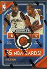 BOX Panini COMPLETE 2016-2017 Basketball NBA BLASTER 11 Paquet pack HIT auto