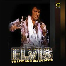 Elvis Presley - To Live And Die In Dixie - Digi Pk CD - New & Sealed