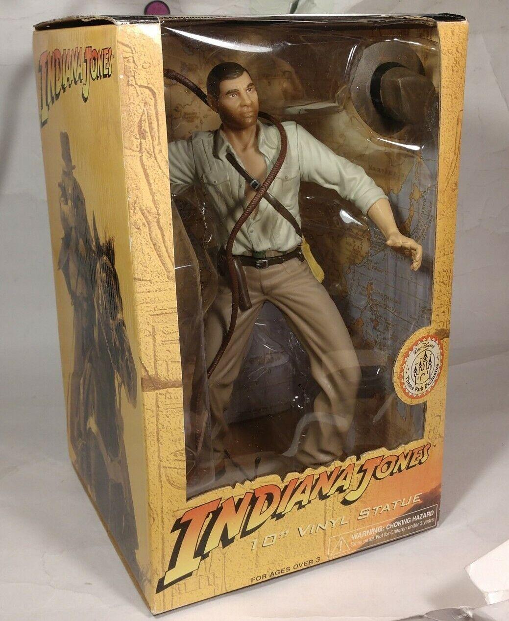 Indiana Jones Action Figure Statue Raiders Of The Lost Ark
