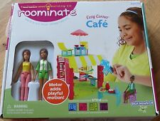 Cozy Corner Cafe Roominate STEM Building Construction Kit Toy Imagination