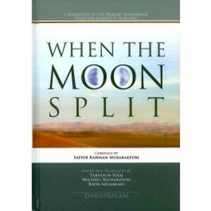 When-the-Moon-Split-The-biography-of-the-Prophet-PBUH-Islamic-Muslim-Book-Large