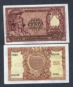 100 Livres 31.12.1951 Italie Maige En Fds Ass Tm8eqt1z-08005715-541464463