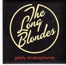 (EL245) The Long Blondes, Giddy Stratospheres - 2006 DJ CD