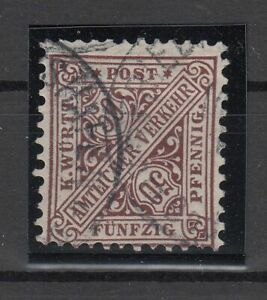 X2348-GERMANY-WURTEMBERG-MI-D211-USED-CV-2400
