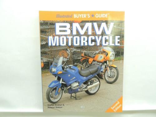 Illustrated Buyers Guide BMW Motorcycle Book Stefan Knittel Roland Slabon B1023