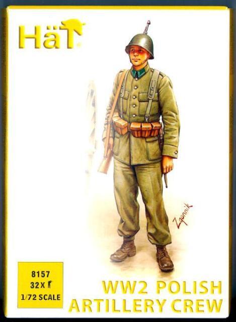 échelle 1//72 Hat 8162 WW2 french artillery crew