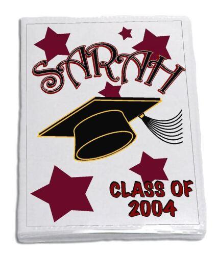 Personalized 4X6 Graduation photo album *Great for Seniors*