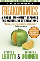 Freakonomics: A Rogue Economist Explores The Hidden Side Of Everything By Steven on sale