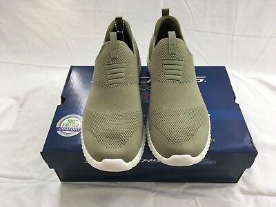 shop for official discount for sale delicate colors Skechers Men's Shoes Elite Flex- WASIK 52649/Olive Size 12 191665809395    eBay