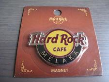 """Malaysia Hard Rock Cafe """"City Logo""""Magnet~~~Melaka"""