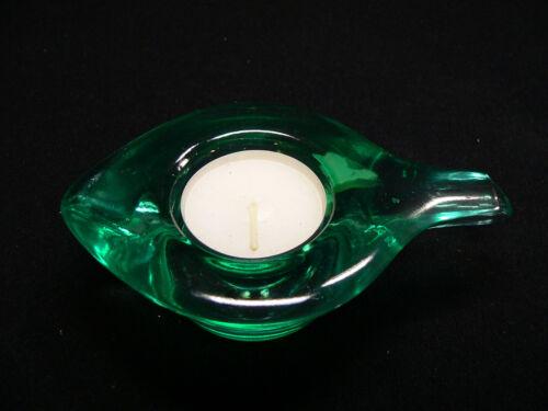 Villeroy /& Boch Ligths /& Moods Votivleuchter Teelichthalter grün Tropfenform