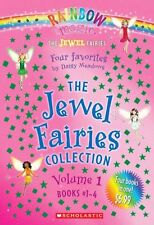 Jewel Fairies: The Jewel Fairies Collection Vol. 1 by Daisy Meadows and Inc. Staff Scholastic (2008, Paperback)