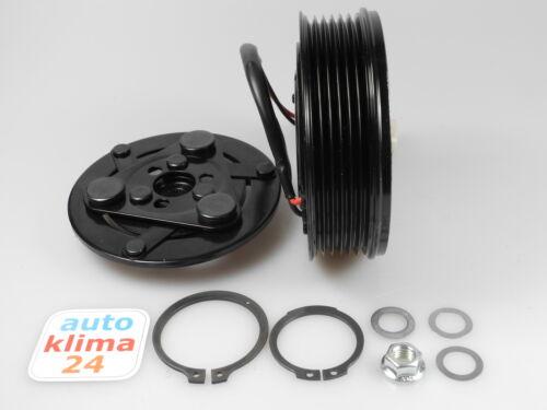 Klima Kompressor  SANDEN  SD6V12  Magnetkupplung Opel Astra Diesel 1854147 NEU