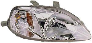 Right-Headlight-Assembly-For-1999-2000-Honda-Civic-Dorman-1590505