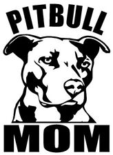 Pit Bull Decal Dog Spiked Collar Pet rescue Humane Society Car Window Sticker A