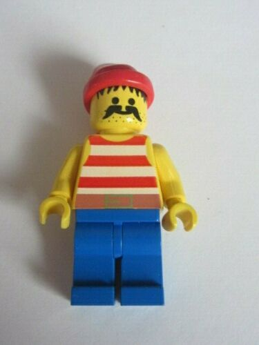 Lego pi043 Minifig PERSONNAGE PIRATES Pirate Marin