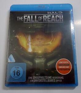 Halo-The-Fall-of-Reach-Fanversion-incl-Postkarten-Blu-Ray-2015-NEU