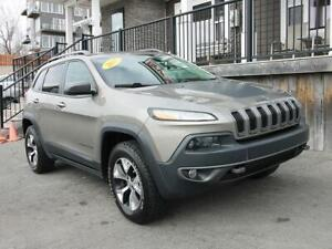 2017 Jeep Cherokee 4WD 4dr Trailhawk
