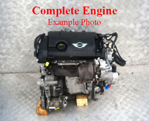 BMW-Mini-Cooper-S-R55-R56-R57-LCI-R59-R60-R61-184HP-Bare-Engine-N18B16A-WARRANTY