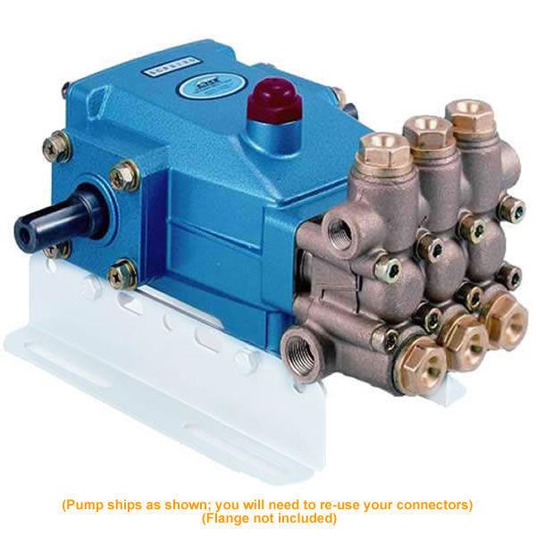 Cat PUMPS 3500 PSI 4.5 GPM Triplex Plunger Pressure Washer Pump ...