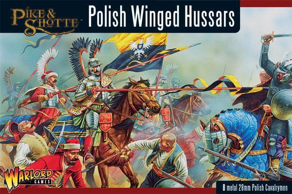 Polish Winged Hussars - Warlord Games WGP-17 - P3