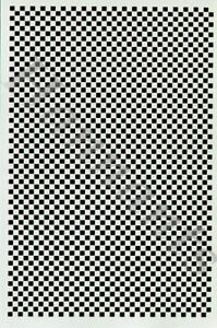 Microscale Decals - 0.6cm Negro Damas MSCH142