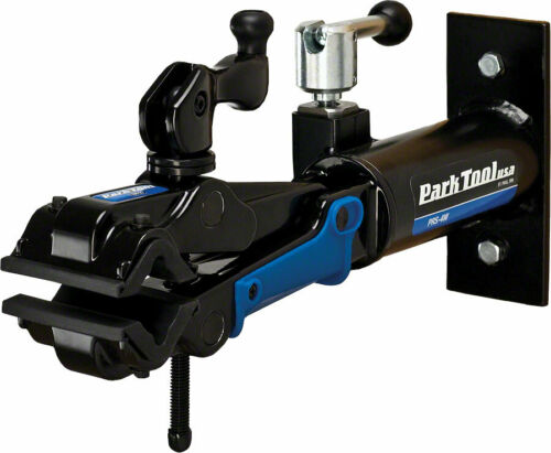 PRS-4 Wall Mounted Park Tool PRS-4W-2 Professional Wall Mount Stand and 100-3D