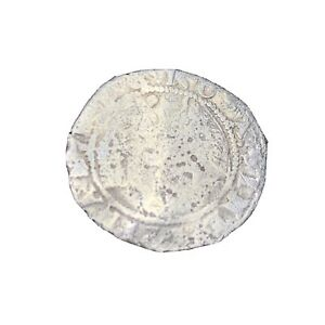 1st HALF GROAT HAMMERED COIN DETECTING  FIND