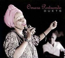 Duets Omara Portuondo (CD, Digipak, 20 track) NEW UNSEALED