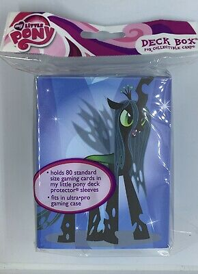 My Little Pony Full View Deck Box Nightmare Moon