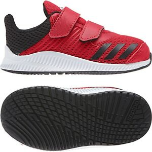 hot sales 1248a ef33d Image is loading Adidas-Baby-Shoes-Running-FortaRun-Kids-Infants-Breathable-