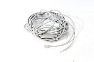 Antiguo-Cable-Antena-DDR-con-Enchufe-Old-Vintage-15-Metros-Longitud