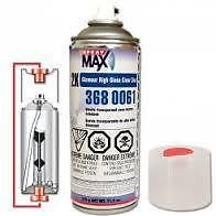 Spray Can Activated  2K Spray High Gloss  Automotive CLEARCOAT Sprays Nice