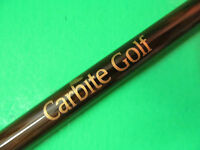 39 Woven Graphite Carbite Golf Shaft. Stiff Flex. Golf Shaft