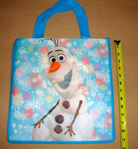 EASTER DISNEY FROZEN REUSABLE SHOPPING TOTE PRESENT GIFT BAG BIRTHDAY