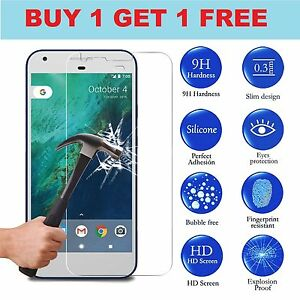 100-Genuine-Tempered-Glass-Screen-Protector-for-Google-Pixel-Phone