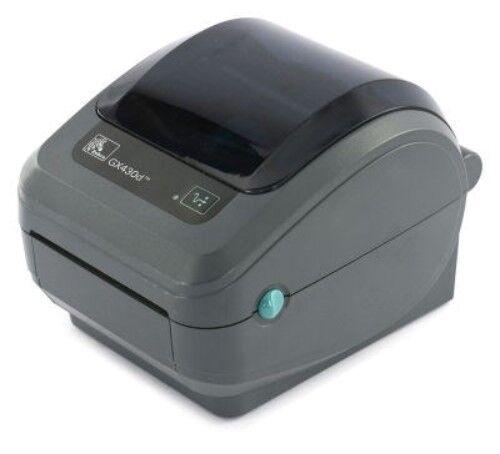 Zebra GX430D 300 DPI GX430-20510-00DM Direct Thermal Shipping Label Tag Printer