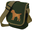 Border-Terrier-Bag-Dog-Walkers-Shoulder-Bags-Handbag-Xmas-Birthday-Gift-Dog-Bag thumbnail 1