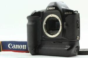 [Exc+5] Canon EOS-1N HS SLR 35mm Film Camera AF w/ Strap From JAPAN