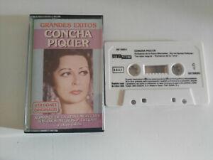 CONCHA PIQUER Große exitos Flamenco 1988 - Kassette Tape