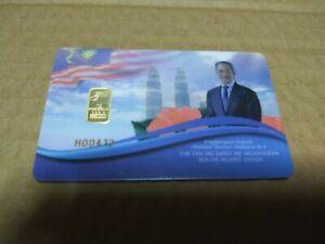 Yab Tan Sri dato muhyiddin yassin 1g 999.9 24k emas bar pm Public Gold