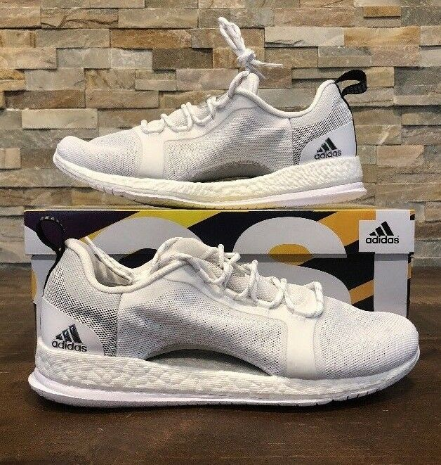 New Adidas Pure Boost X Trainer 2.0 Shoes Women's White BB3285