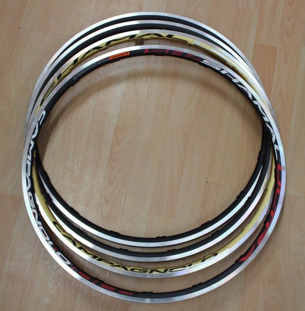 Campagnolo Shamal Different Front Clincher Rims 2007 - 2016